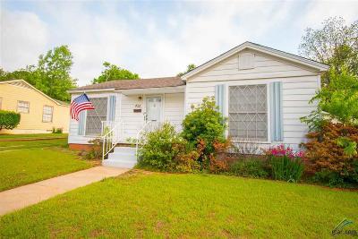 Tyler Single Family Home For Sale