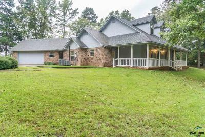 Kilgore Single Family Home For Sale: 2347 West Point Rd (County Road 3113)