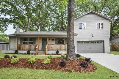 Tyler Single Family Home For Sale: 700 Oxford