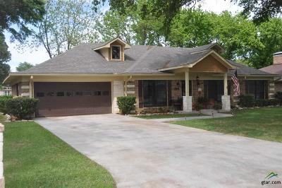 Bullard Single Family Home For Sale: 164 Fairway Drive