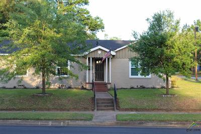 Tyler Single Family Home For Sale: 1322 S Robertson Ave.