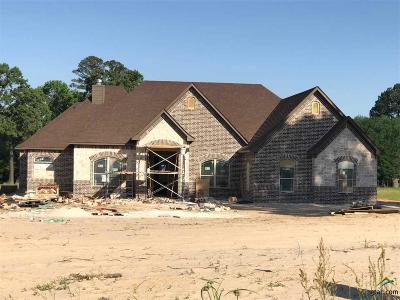 Lindale Single Family Home For Sale: 14510 Meadow Glen
