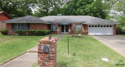Tyler Single Family Home For Sale: 928 Neches
