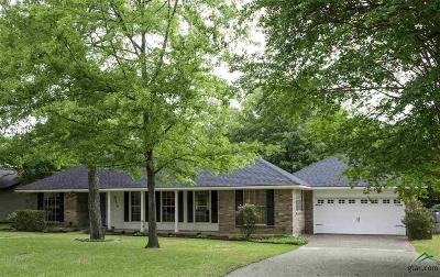Tyler Single Family Home For Sale: 5314 Indian Springs