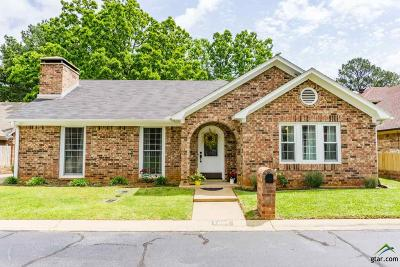 Tyler Single Family Home For Sale: 7902 Chancery