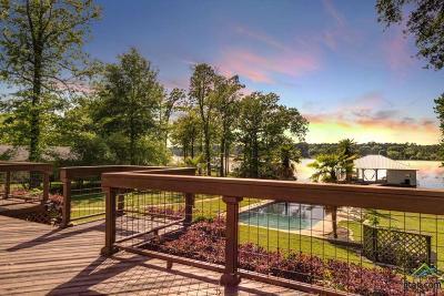 Tyler Single Family Home For Sale: 14444 Eastside Road