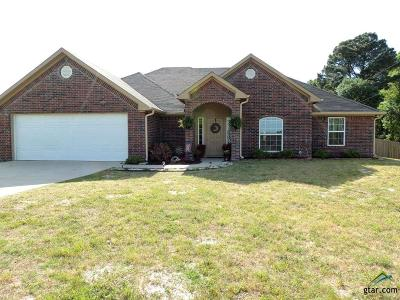 Tyler Single Family Home For Sale: 14567 County Road 433