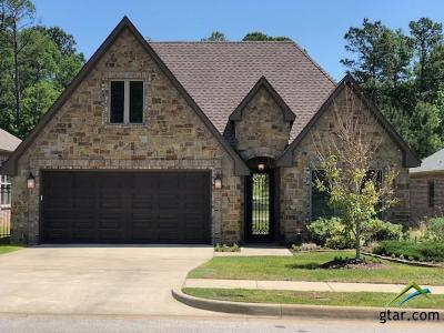 Tyler Single Family Home For Sale: 7302 Princedale