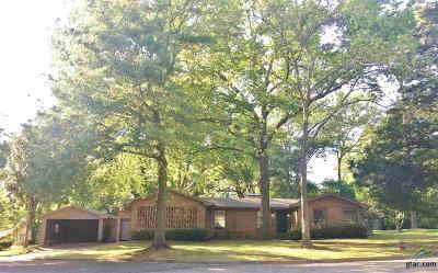 Tyler Single Family Home For Sale: 2517 Pollard