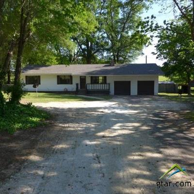 Quitman TX Single Family Home For Sale: $104,500