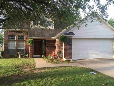 Hughes Springs TX Single Family Home For Sale: $179,500