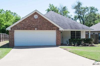 Single Family Home For Sale: 102 W Bingham Road