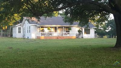 Single Family Home For Sale: 1901 Byrd Road