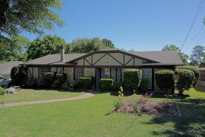 Tyler Single Family Home For Sale: 4708 Ponderosa