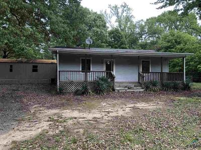 Mt Vernon TX Single Family Home For Sale: $89,000