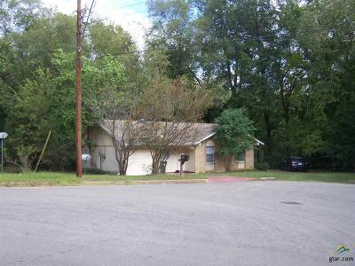 Single Family Home For Sale: 2500 Erin
