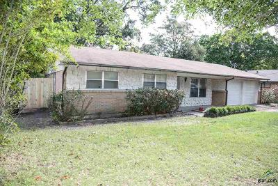 Single Family Home For Sale: 2921 McDonald Rd