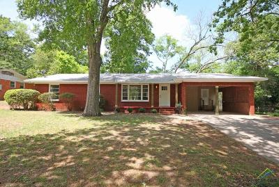 Tyler Single Family Home For Sale: 3036 Outwood