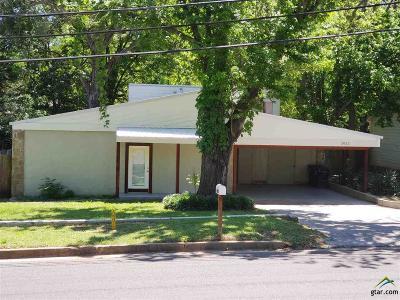 Tyler Single Family Home For Sale: 2622 Robertson