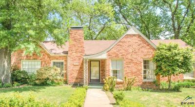 Tyler Single Family Home For Sale: 1302 S Sneed Avenue