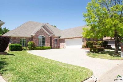 Tyler Single Family Home For Sale: 6525 Salisbury Lane