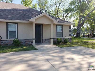 Tyler Multi Family Home For Sale: 1021 E Earle Street