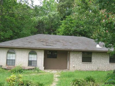 Frankston Single Family Home For Sale: 106 Ridge Road