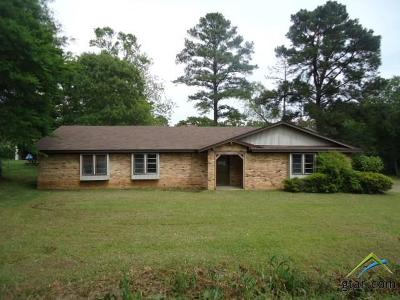 Tyler Single Family Home For Sale: 10973 County Road 2250