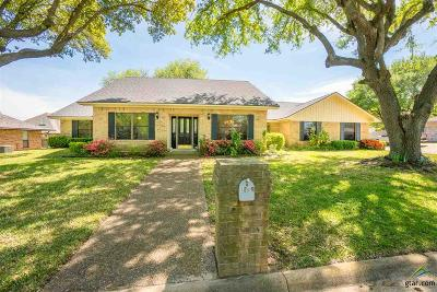 Mt Pleasant TX Single Family Home For Sale: $237,500