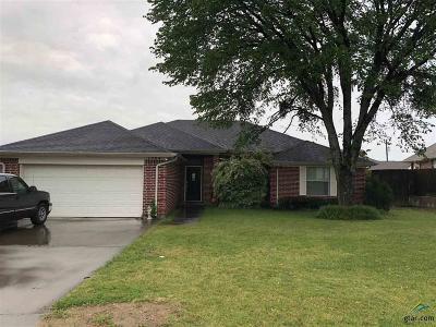 Sulphur Springs TX Single Family Home For Sale: $164,000