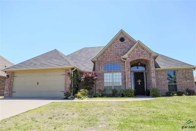 Tyler TX Single Family Home For Sale: $229,000