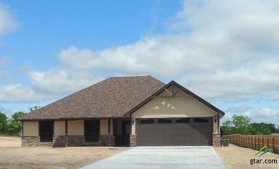 Lindale Single Family Home For Sale: 14867 County Road 498 (Lot 5)