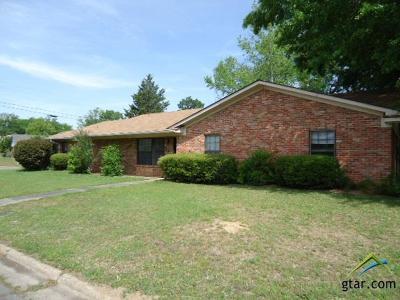Winnsboro TX Single Family Home For Sale: $119,000
