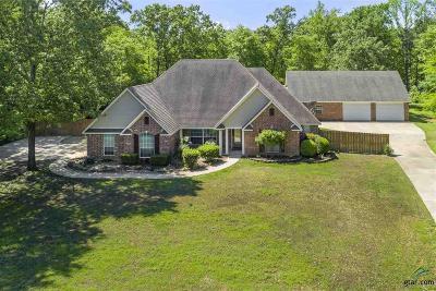 Kilgore TX Single Family Home For Sale: $399,900