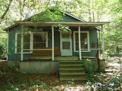Winnsboro TX Single Family Home For Sale: $30,000