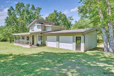 Arp TX Single Family Home For Sale: $189,900
