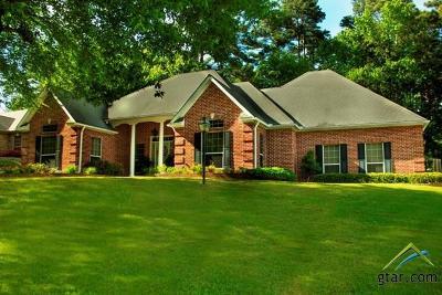 Tyler TX Single Family Home For Sale: $329,500