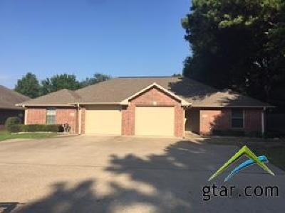 Flint Multi Family Home For Sale: 7016 Walnut Hill