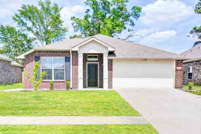 Flint Single Family Home For Sale: 19431 Big Valley Drive