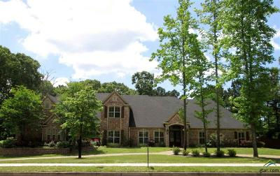 Tyler Single Family Home For Sale: 2005 Equestrian Lane