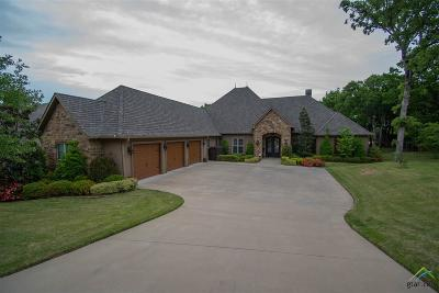 Tyler Single Family Home For Sale: 2819 Hogan Ct.