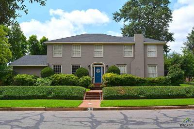 Tyler Single Family Home For Sale: 401 E 3rd Street