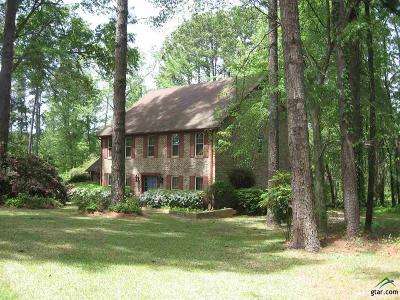 Tyler Single Family Home For Sale: 17164 County Road 136
