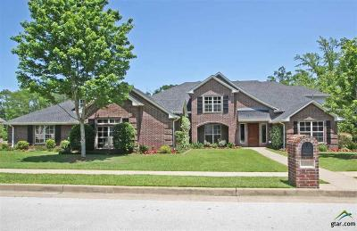 Tyler Single Family Home For Sale: 1989 Hollystone