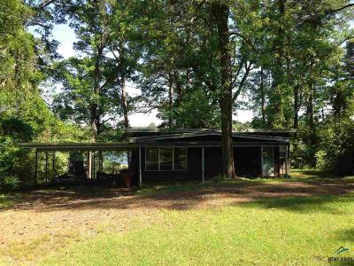 Single Family Home For Sale: 4053 Lakeshore Drive