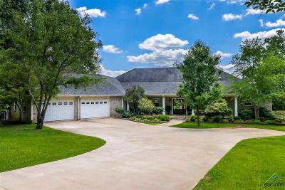 Upshur County Single Family Home For Sale: 3019 E Lake Dr