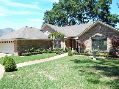 Tyler Single Family Home For Sale: 3208 Lakepine Cr.