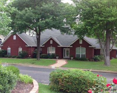 Tyler Single Family Home For Sale: 3828 Broadmoore Court