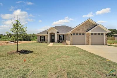 Bullard TX Single Family Home Sold: $232,000