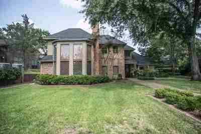 Tyler Single Family Home For Sale: 3506 Matt Ln